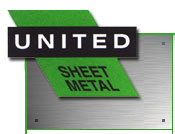 united sheet metal, installing sheet metal ductwork, fabricating sheet metal ductwork, maryland, virginia, washington dc